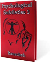 MMS Psychological Subtleties 3 (PS3) by Banachek Book