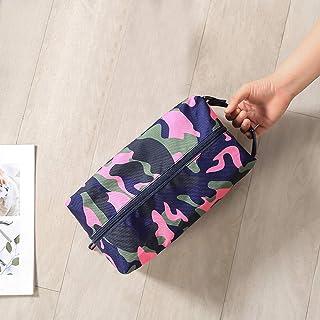 Sutinna Bolsa de Polvo de Zapatos Caja de Zapatos Bolsas de Zapatos para Mujeres Bolsas de Zapatos para Viajar(Pink)