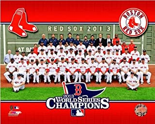 Boston Red Sox 2013 World Series Champions Formal Team Photo 8x10