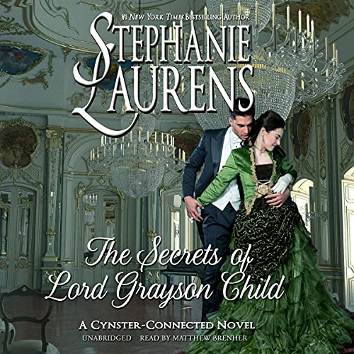 The Secrets of Lord Grayson Child cover art