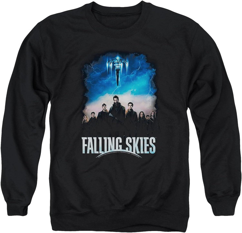 Falling Skies  Mens Main Players Sweater