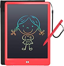 LCD Writing Tablet, ERUW 10 Inch Electronic Graphics Drawing Pads, Drawing Board eWriter, Digital Handwriting Doodle Pad with Memory Lock for Kids Home School Office