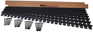 ProFlex 48 ft. Paver Edging Project Kit in Black