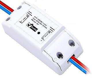 UHPPOTE Remote WiFi Wireless Remote Control Switch for Smart Home 2200W
