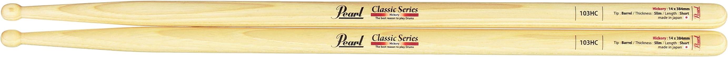 Pearl パール ドラムスティック 103HC