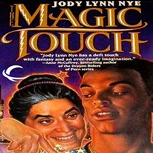 The Magic Touch audiobook cover art