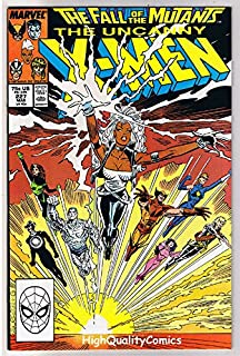 X-MEN #227, NM, Fall of the Mutants, Wolverine, Uncanny, more in store