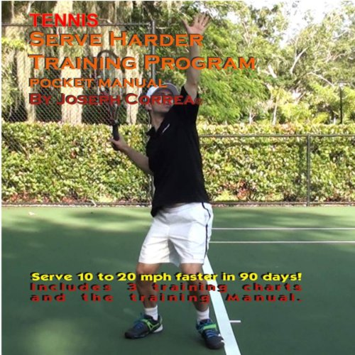 Serve Harder Training Program Pocket Manual audiobook cover art