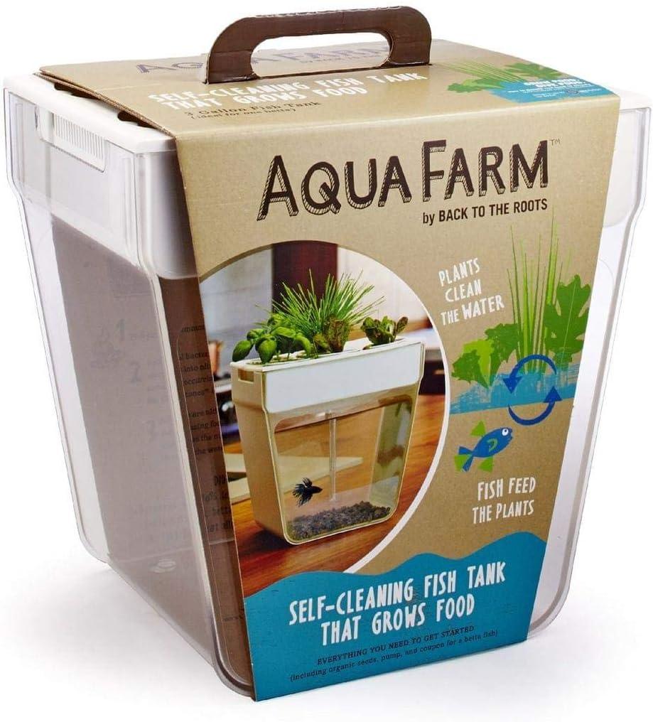 3600gm Back to the Roots Aqua Farm