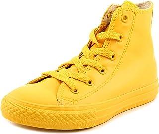 converse gialle bambino