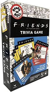Friends The Television Series Trivia Game - 2 Or More Players Ages 16 and Up