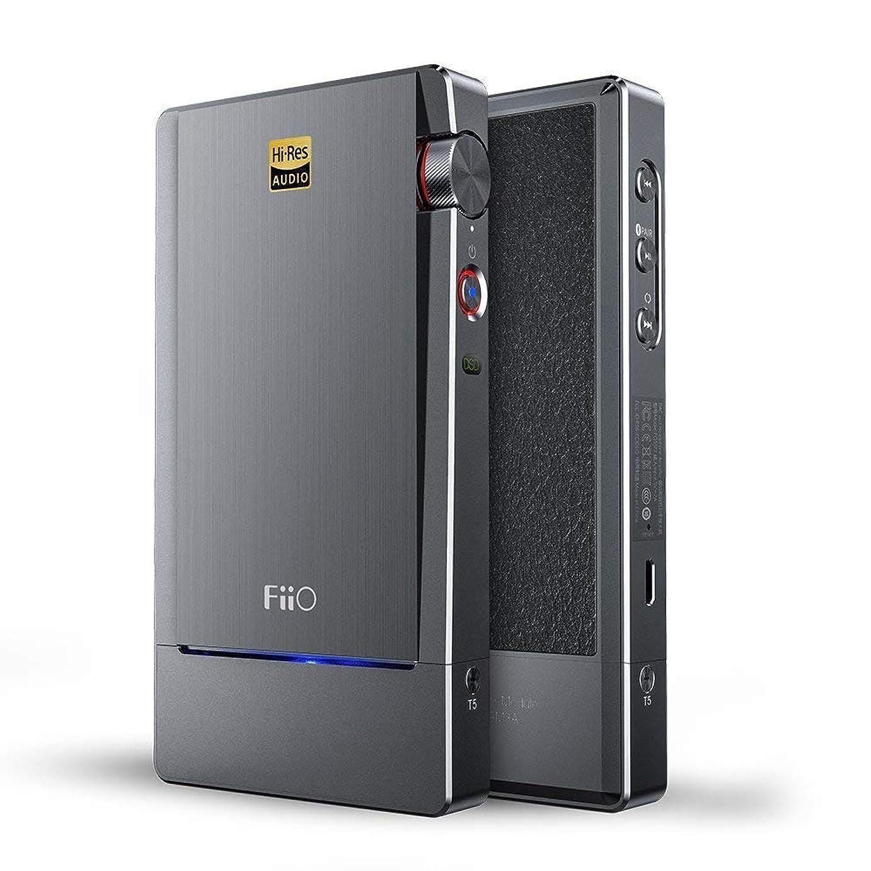 和解する緊張する深遠[(フィオー) FiiO] [フィオーポタルヘッドフォンアンプ Q5 Bluetooth aptX and DSD-Capable DAC Amplifier for iPhone, iPod, iPad & Computers] (並行輸入品)