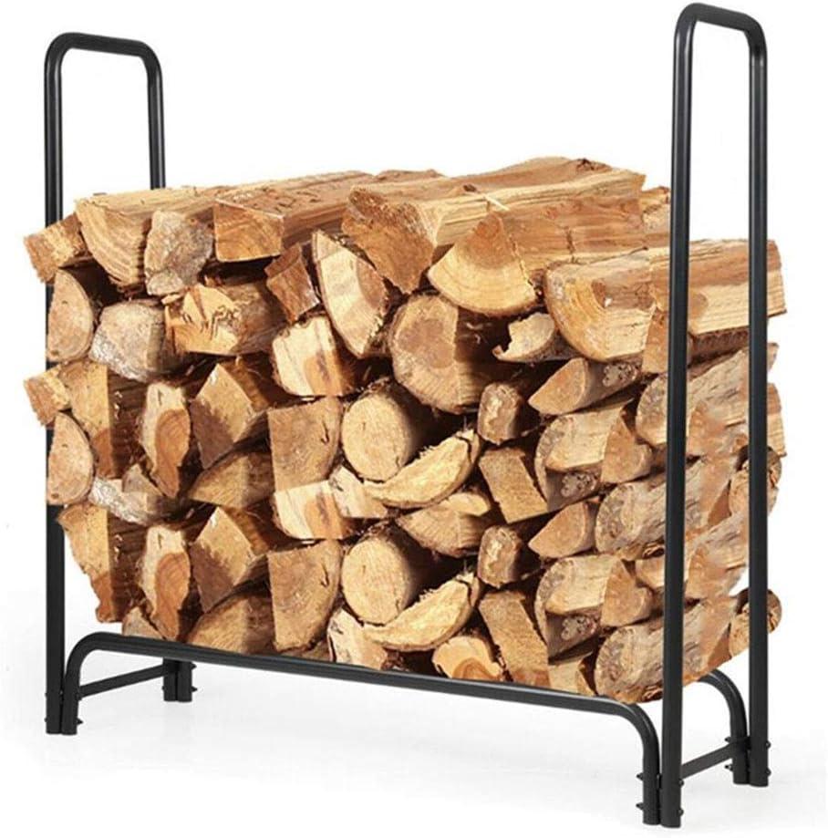 LLFF Log Ranking TOP3 Storage Firewood Racks Holders Duty Heavy I Clearance SALE Limited time Steel