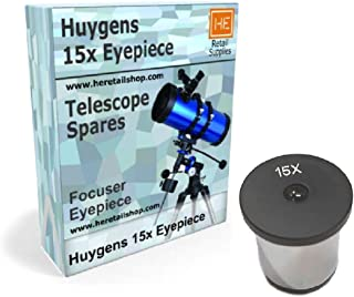 RETAIL SUPPLIES 15x Huygens Design Telescope Eyepiece