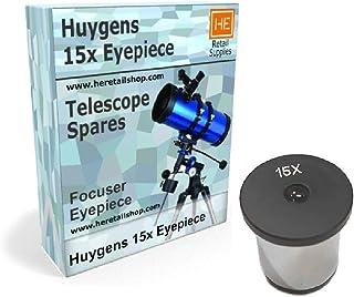 RETAIL SUPPLIES 15x Huygens Design Telescope Eyepiece