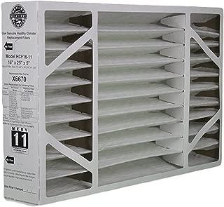 Lennox X6670 MERV 11 Box Replacement Filter also for Honeywell, 16
