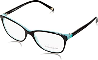 bfab3a3947d8 TIFFANY Eyeglasses TF 2097 8055 Black Blue 52MM