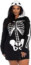 Leg Avenue Women's Plus Size Skeleton Costume