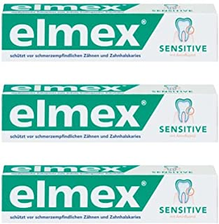 Best elmex sensitive ingredients Reviews