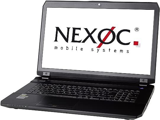 Nexoc 1361411 G734 Laptop  120GB  16GB NVIDIA  schwarz