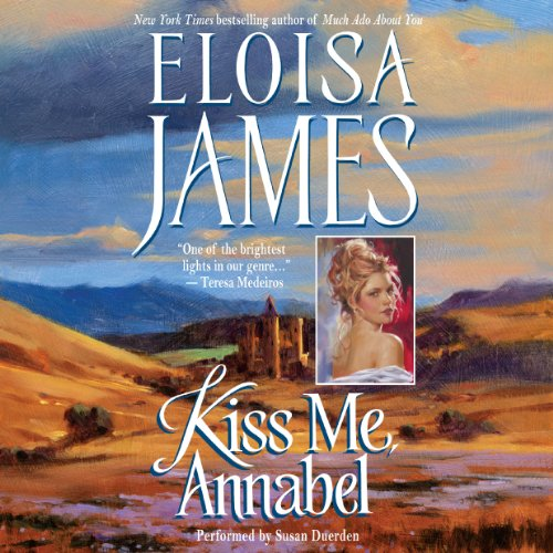 Kiss Me, Annabel cover art
