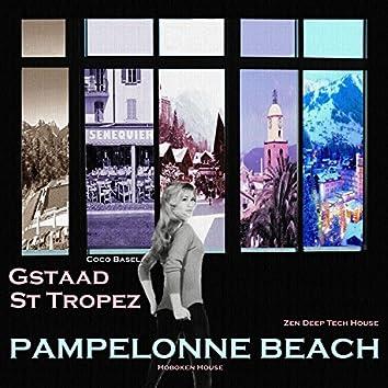 Pampelonne Beach, St Tropez, Gstaad: Zen Deep Tech House