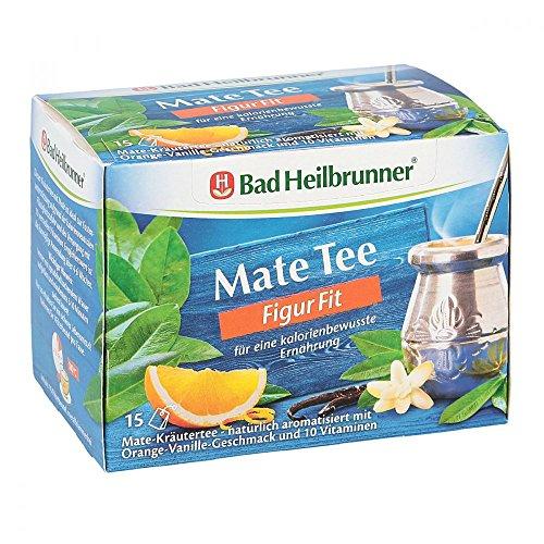 Bad Heilbrunner Mate Tee Figur Fit, 1er Pack
