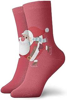 Tammy Jear, Calcetines estampados para hombre y mujer Navidad Patrón divertido lindo 2 Calcetines divertidos coloridos