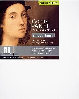 ampersand artist panel smooth primed