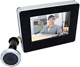 Proxe 365029 digitale deurspion goud