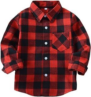 new product 459d3 b56f7 Amazon.it: camicia quadri - Bambini e ragazzi: Abbigliamento
