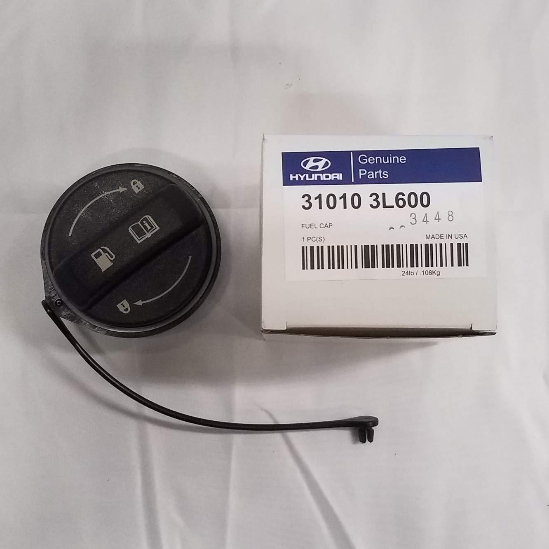 Genuine Hyundai 31010-3L600 Fuel Filler Cap Assembly