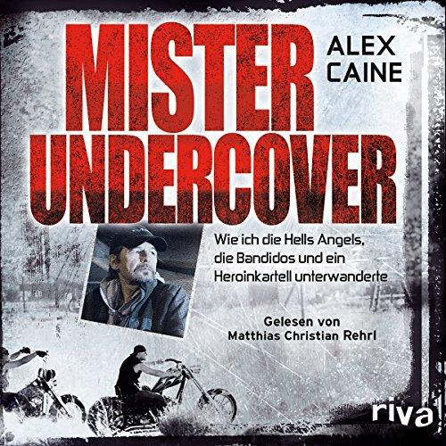 Couverture de Mister Undercover