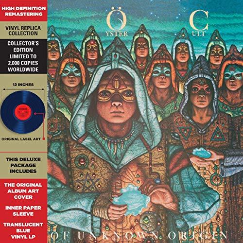 Fire of Unknown Origin [Vinyl LP]