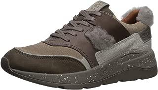 FRYE Women's Willow Low Lace Sneaker Grey 6 M M US