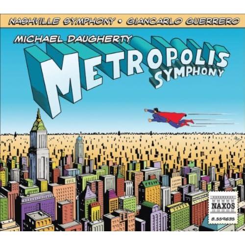 Metropolis Symphony: I  Lex by Mary Kathryn Van Osdale on