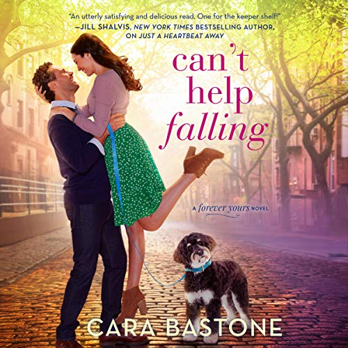 Can't Help Falling audiobook cover art