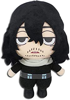 "Great Eastern Entertainment My Hero Academia- Aizawa 8"" H Plush"