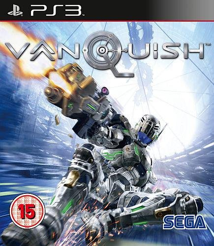 SEGA Vanquish PlayStation 3 Inglés vídeo - Juego (PlayStation 3, FPS (Disparos en primera persona), M (Maduro))