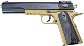 Colt Soft Air 1911 Spring Airsoft All-in-One Pistol Kit