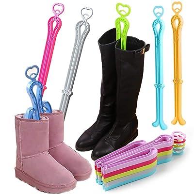 Folding Boot Shaper, Plastic Long Boots Shaper ...