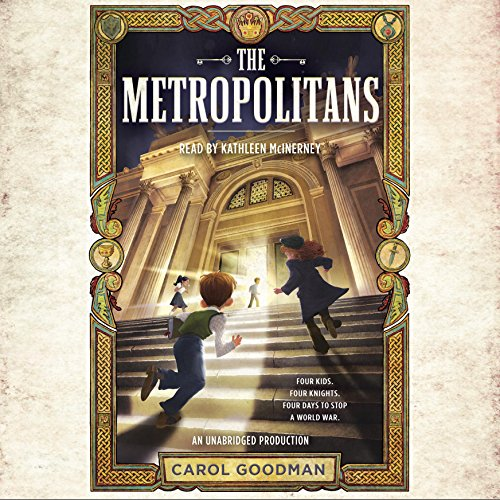 The Metropolitans audiobook cover art