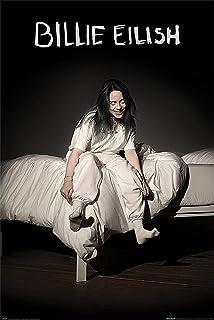 Billie Eilish Poster When We All Fall Asleep Where Do We Go (61cm x 91,5cm)