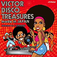 Victor Disco Treasures Made In Japan Selected By T-groove :