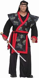 Deluxe Super Samurai Plus Size Costume - Mens XXXL (52-58)