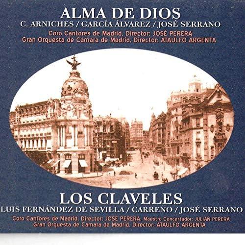 Ataúlfo Argenta & Gran Orquesta de Cámara de Madrid