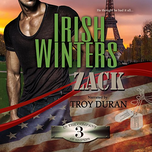Zack audiobook cover art