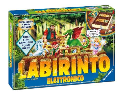 Ravensburger Italy - Elektronisches Labyrinth für Tischspiele, Mehrfarbig, 26552
