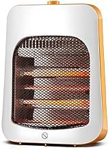 LSX - calentadores Calentador, cuarzo tubo calentador de espacio, acero inoxidable estufa de calefacción reflector, 400W / 800W ajuste 2 de engranajes automático (Color : A)
