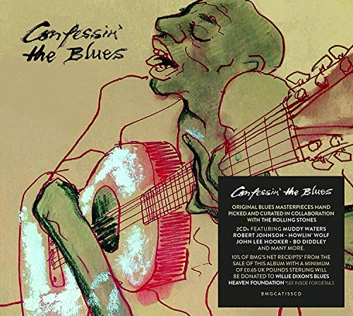 Confessin' the Blues (Deluxe Box Set) [Vinyl LP]